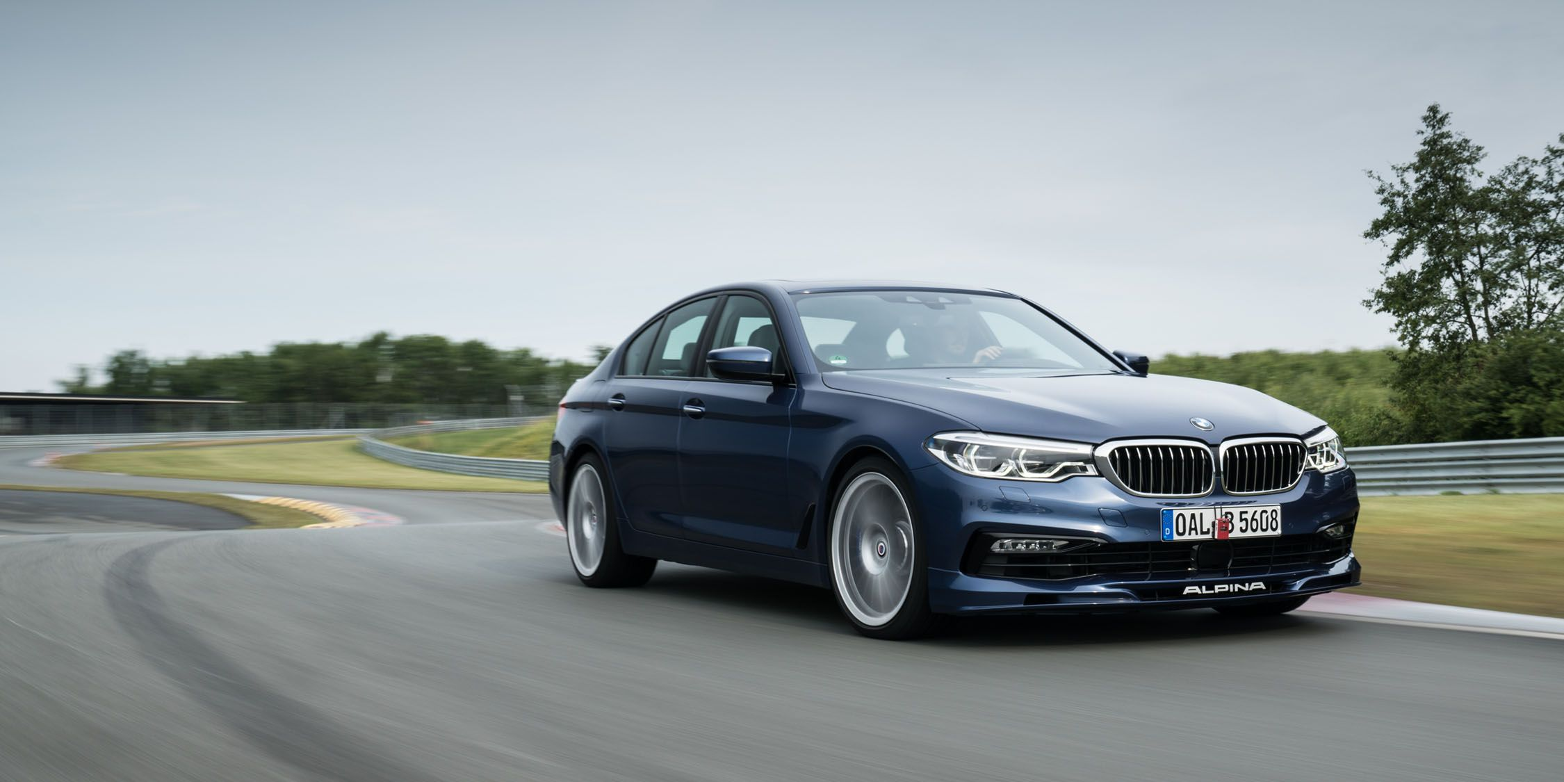 2018 Bmw 5 Series Alpina B5 Biturbo First Drive Review Car And