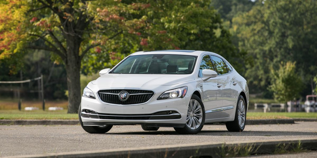 [DIAGRAM_1JK]  2018 Buick LaCrosse eAssist Hybrid Test | Review | Car and Driver | Buick Lacrosse 3 6 Engine Diagram |  | Car and Driver