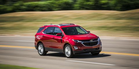 2018 Chevrolet Equinox 2.0T First Drive | Review | Car and ...