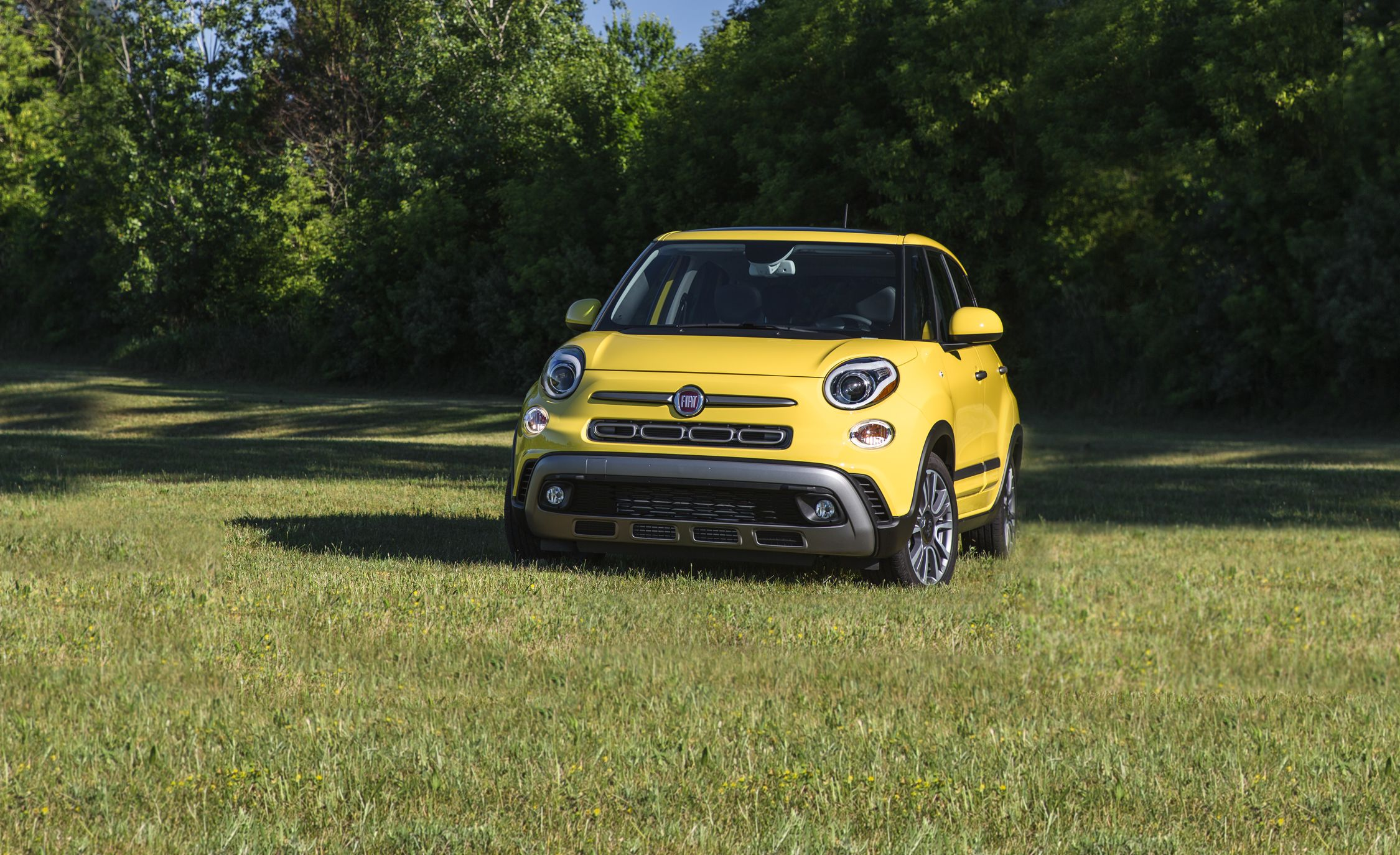 2018 Fiat 500L   Review   Car and Driver