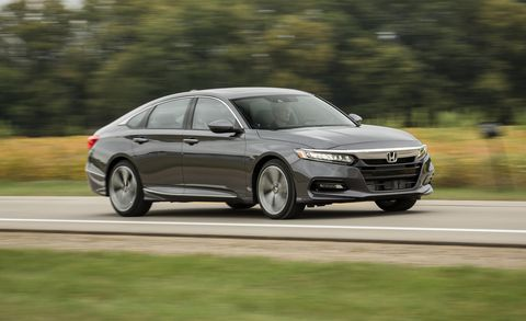 2018 Honda Accord 2 0T Automatic Test | Review | Car and Driver