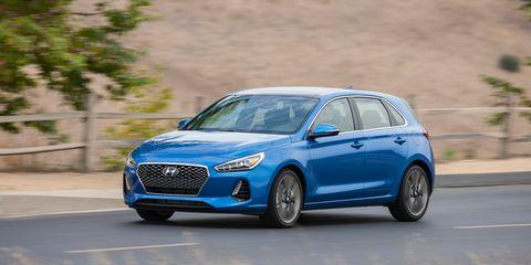 2018 Hyundai Elantra Gt Sport First Drive Review Car And