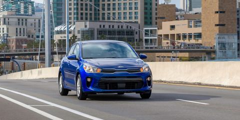 2018 Kia Rio First Drive | Review | Car and Driver