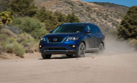 2018 Nissan Pathfinder: Changes, Specs, MPG, Price >> 2018 Nissan Pathfinder Quick Take Review Car And Driver