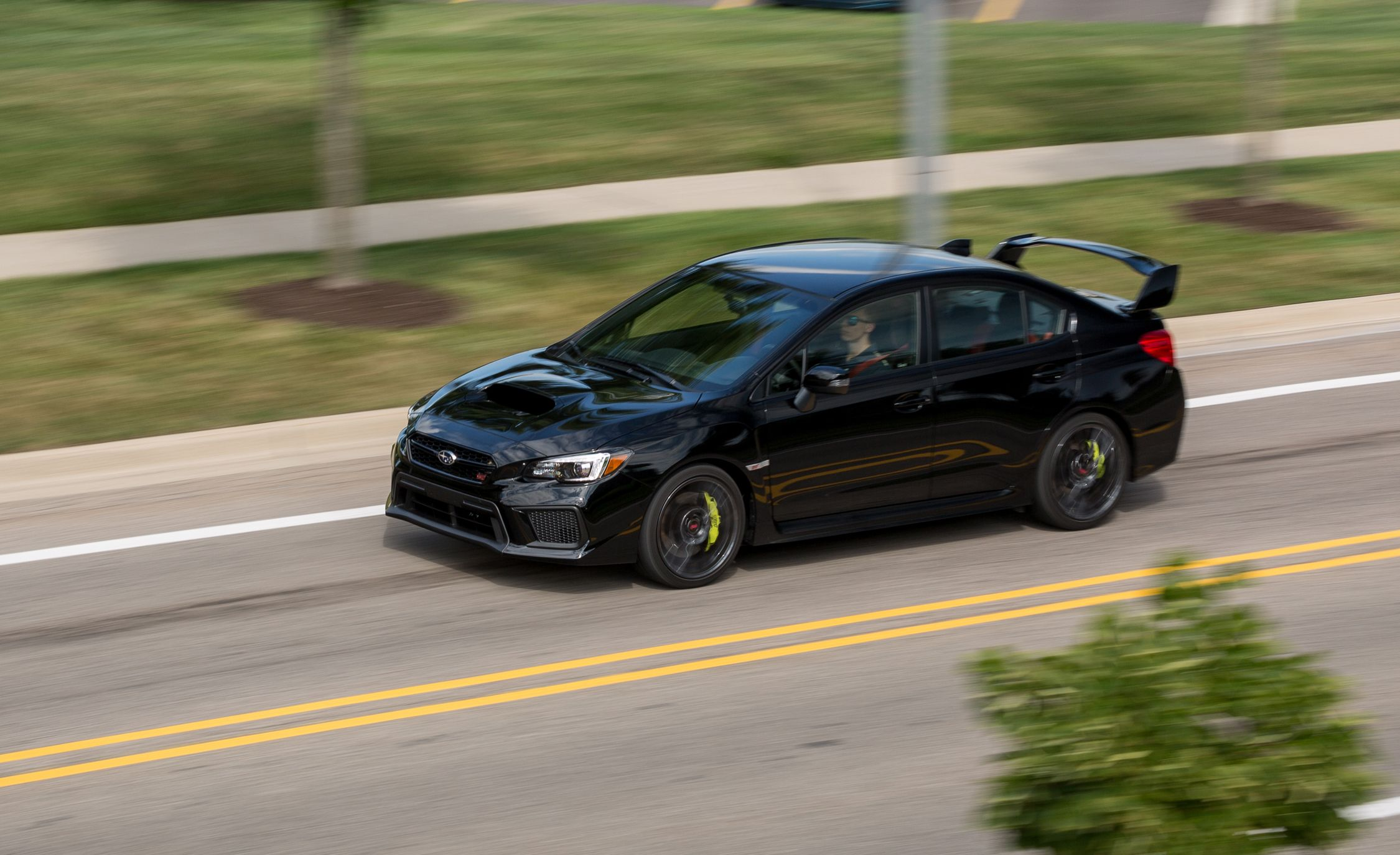 2018 Subaru Wrx Sti Test Review Car