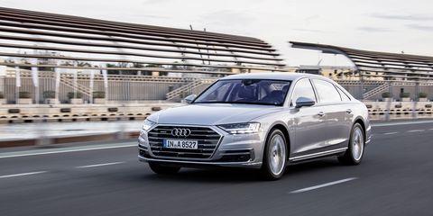 Land vehicle, Vehicle, Car, Automotive design, Audi, Motor vehicle, Luxury vehicle, Family car, Mid-size car, Audi a6,