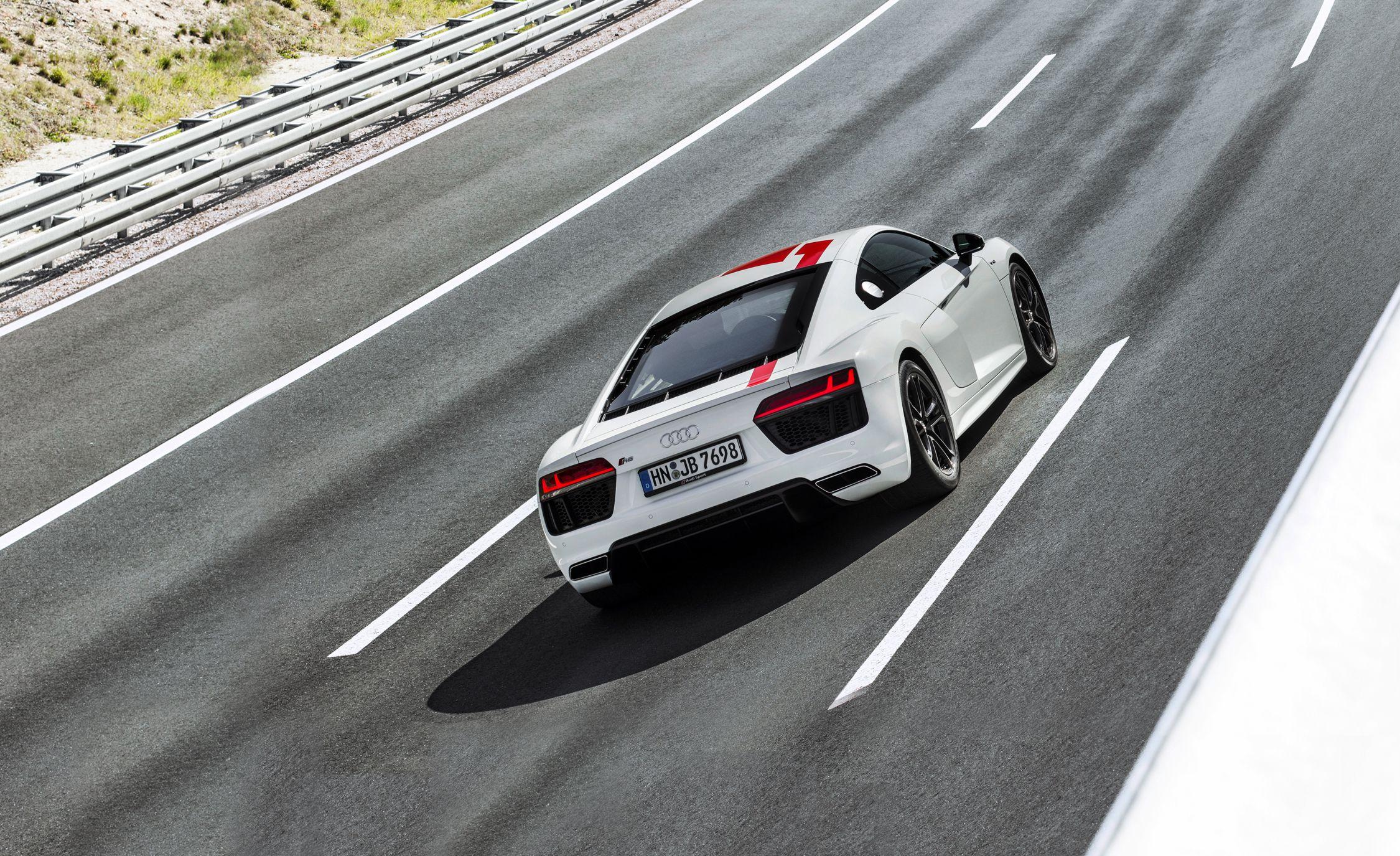 2018 Audi R8 V10 Rws Official Photos And Info News Car And Driver