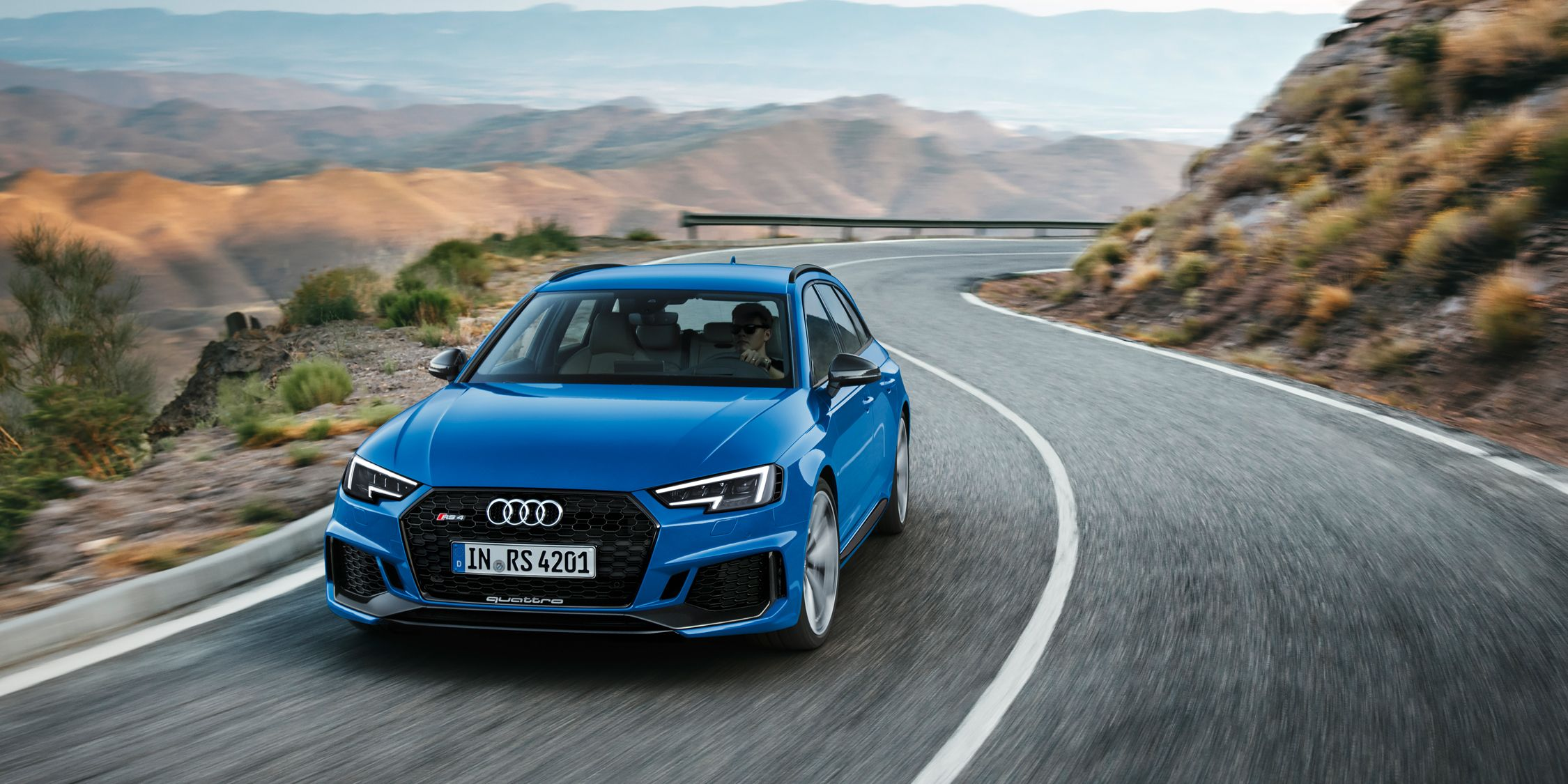 2018 Audi Rs4 Avant Photos And Info News Car And Driver