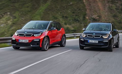 2018 Bmw I3 And I3s Updates A New Sporty Variant