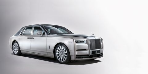 2018 Rolls-Royce Phantom Photos and Info | News | Car and Driver
