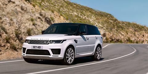 Land vehicle, Vehicle, Car, Range rover, Sport utility vehicle, Luxury vehicle, Automotive design, Motor vehicle, Alloy wheel, Automotive tire,