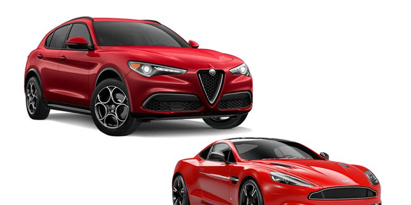 Alfa Romeo And Aston Martin For 2018 What S New Feature Car And Driver