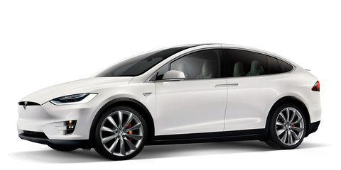 Land vehicle, Vehicle, Car, Tesla model s, Tesla, Motor vehicle, Automotive design, Crossover suv, Rim, Tesla model x,