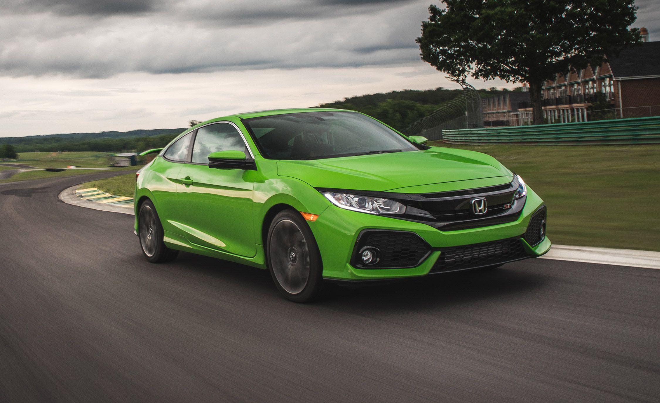 Lightning Lap 2017 Honda Civic Si