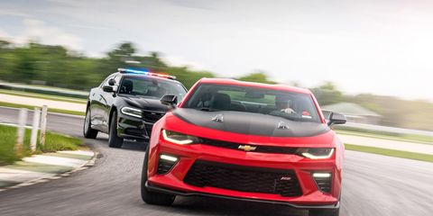How Fast Does Your Car Need to Be to Outrun a Cop? | Feature
