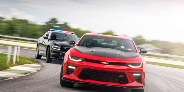 How Fast Does Your Car Need to Be to Outrun a Cop? | Feature | Car