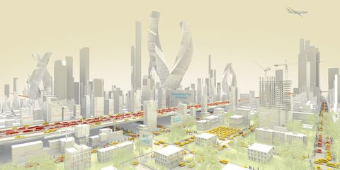 Metropolitan area, Cityscape, City, Urban area, Metropolis, Skyscraper, Human settlement, Urban design, Skyline, Tower block,