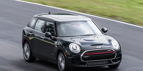Mini Cooper Lease Deals >> Mini Clubman John Cooper Works ALL4 at Lightning Lap 2017 ...