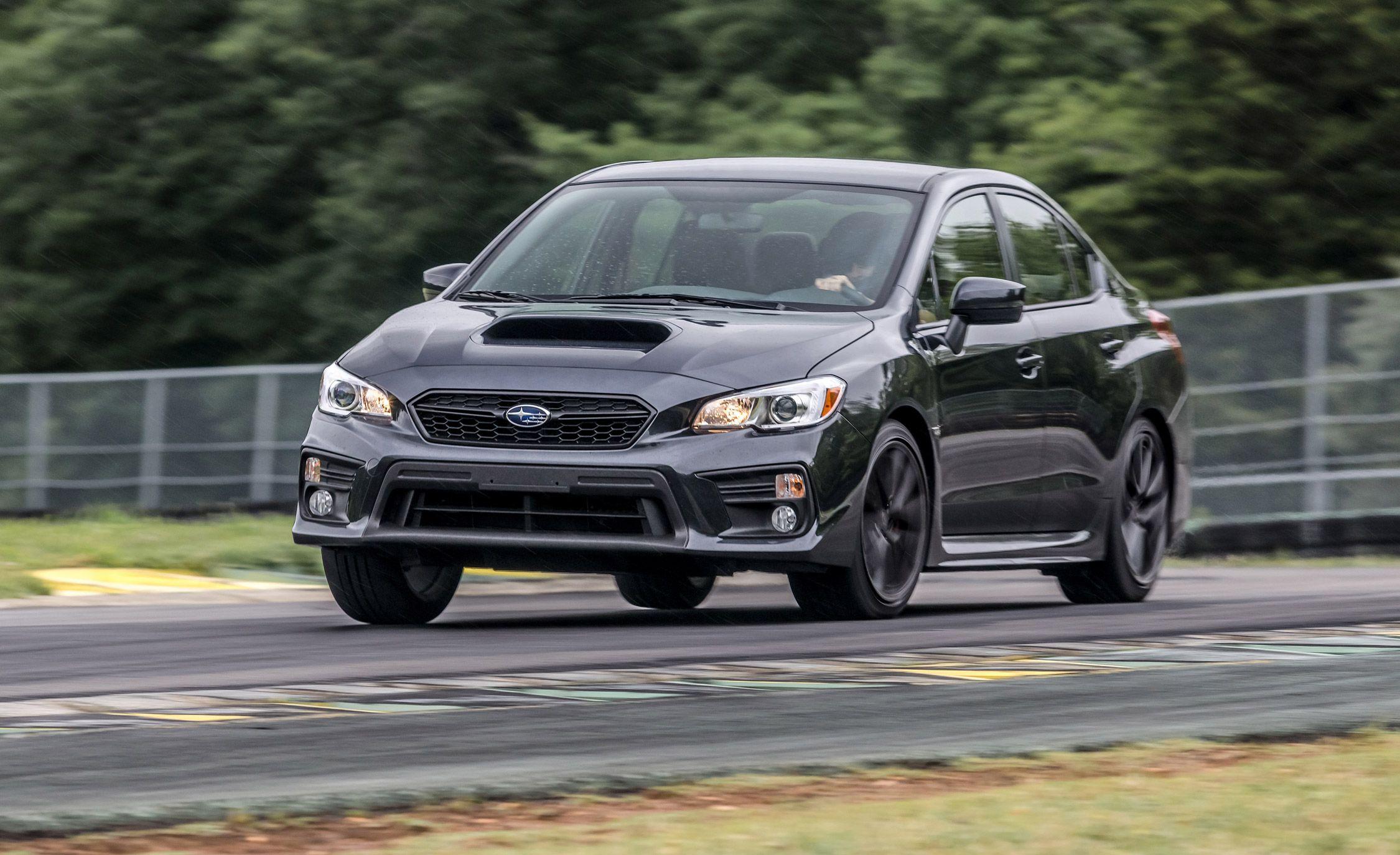 Lightning Lap 2017 Subaru Wrx Performance Package