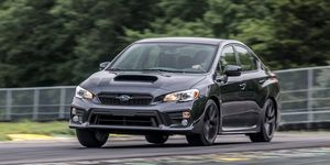 2020 Subaru WRX Review, Pricing, and Specs