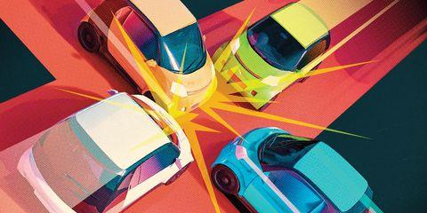 When Autonomous Cars Crash, Who's at Fault? | Feature | Car and Driver