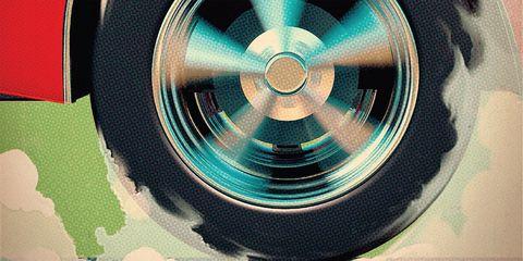 Blue, Green, Turquoise, Gramophone record, Design, Circle, Electronics,