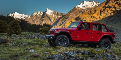 2018 Jeep Wrangler An All New Version Of Icon