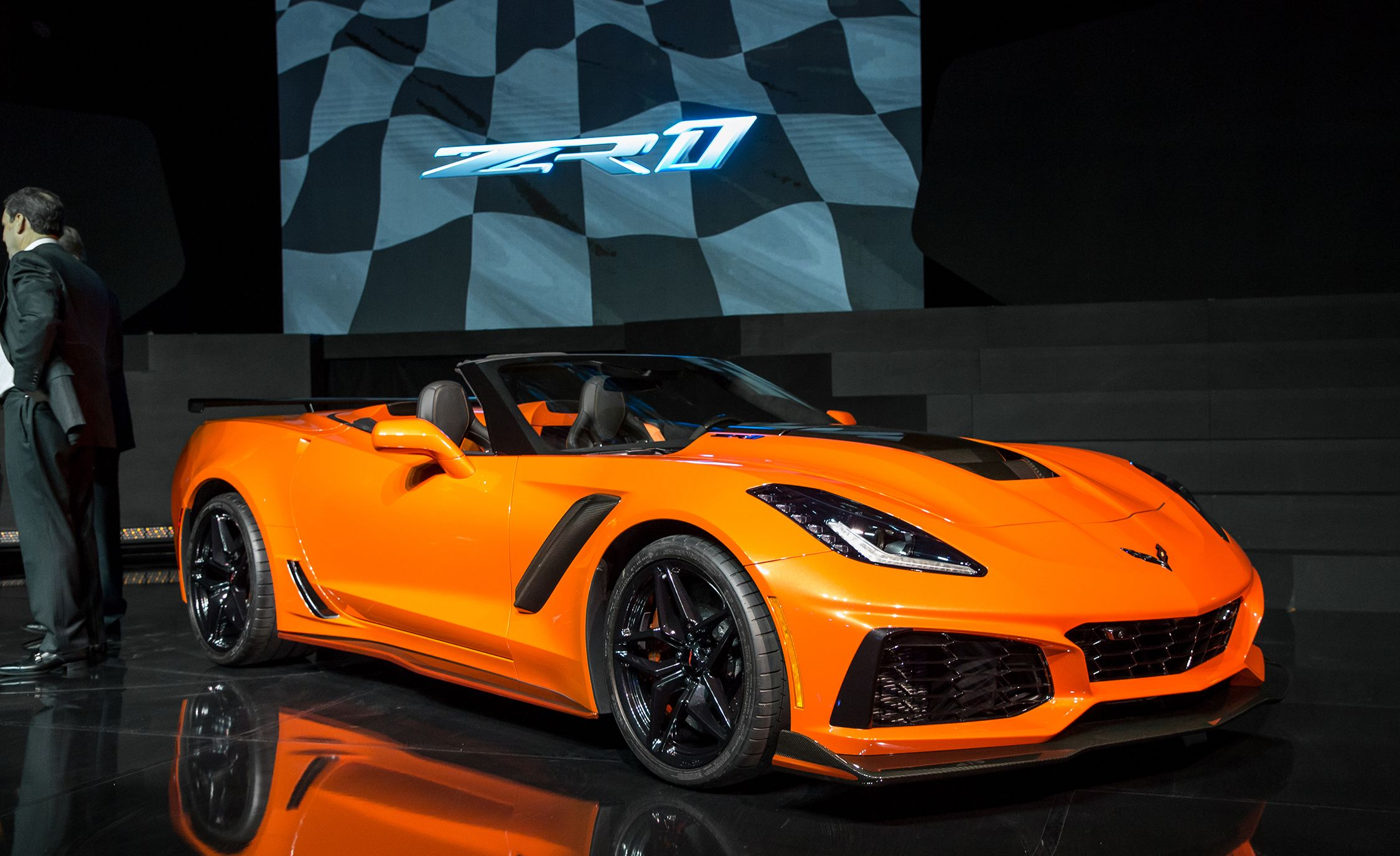 2019 Chevrolet Corvette Zr1 Convertible Extreme And Extroverted