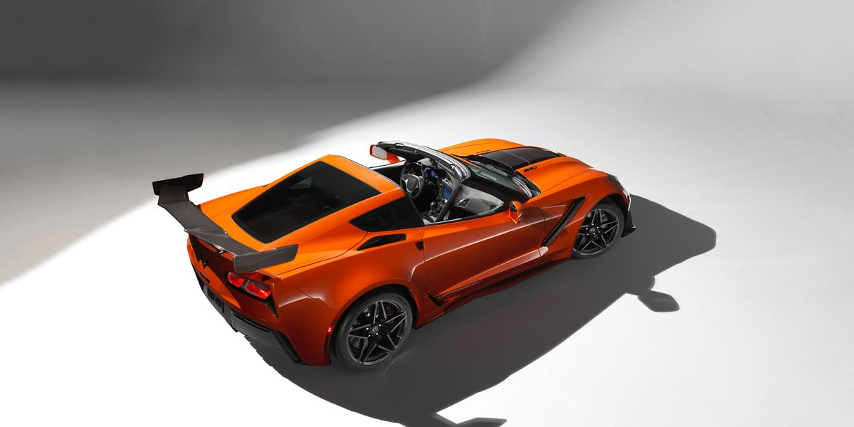 2019 Chevrolet Corvette ZR1: Full Info on the Bonkers 755 ...