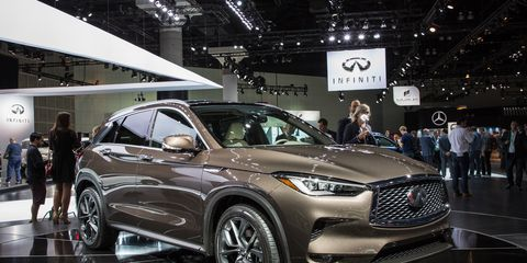 2019 Infiniti QX50: News, Specs, MPG, Price >> 2019 Infiniti Qx50 All New Compact Luxury Crossover Boasts