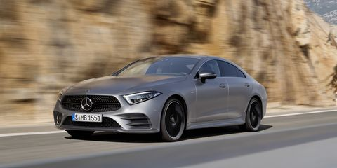 2019 Mercedes Benz Cls Cl Pretty Again And Ed By An Inline Six
