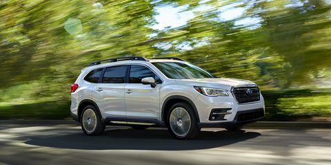 2019 Subaru Ascent Supersized Subie