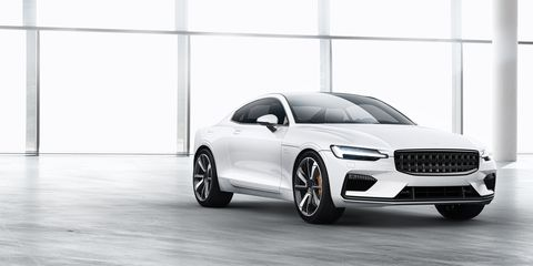 2020 Polestar P1 Photos and Info | News | Car and Driver