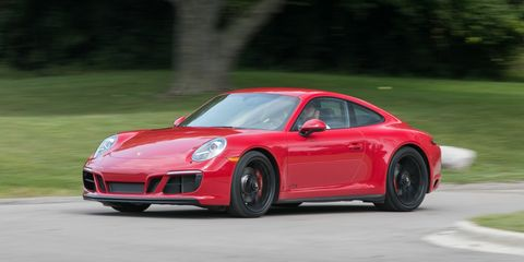 911 Carrera Gts >> 2017 Porsche 911 Carrera Gts Coupe Manual Test Review Car And Driver