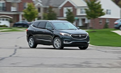 2018 Buick Enclave: Redesign, Styling, New Engines, Price >> 2018 Buick Enclave Test Review Car And Driver