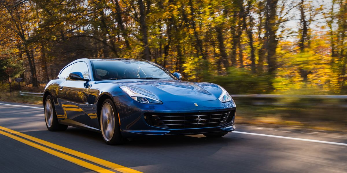 Buick Lease Deals >> 2018 Ferrari GTC4 Lusso T First Drive   Review   Car and ...