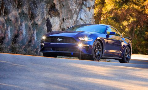 2018 Ford Mustang First Drive | Review | Car and Driver