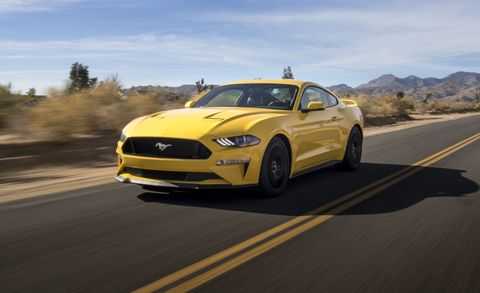 2018 Ford Mustang GT Manual Test | Review | Car and Driver