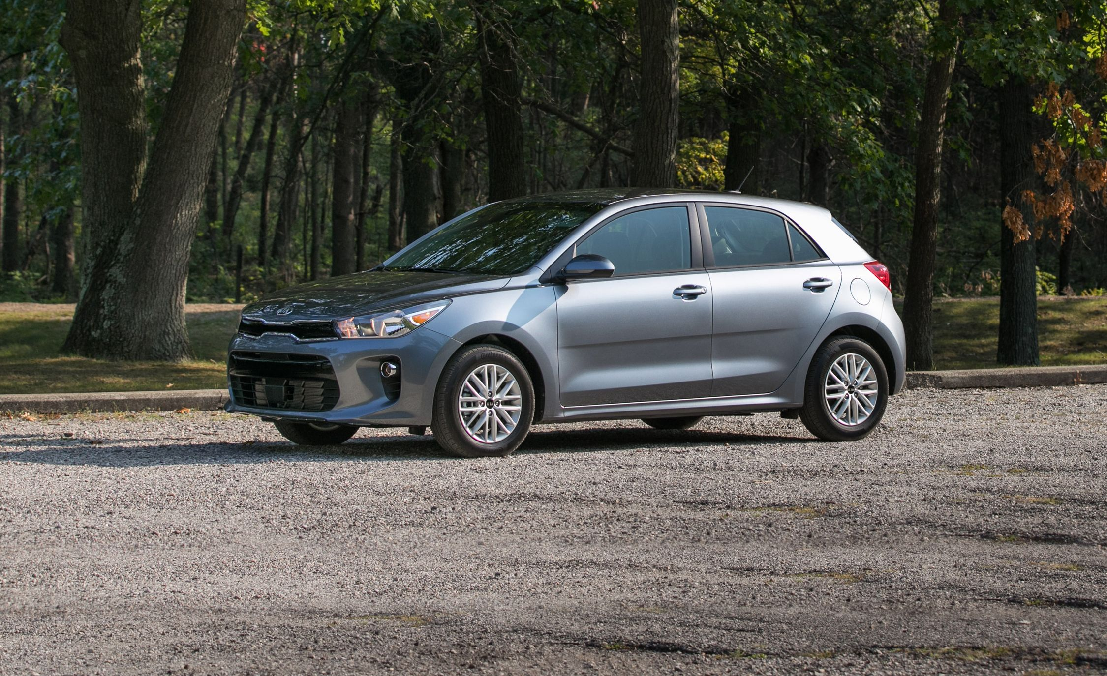 2018 Kia Rio Hatchback Automatic Test Review Car And Driver