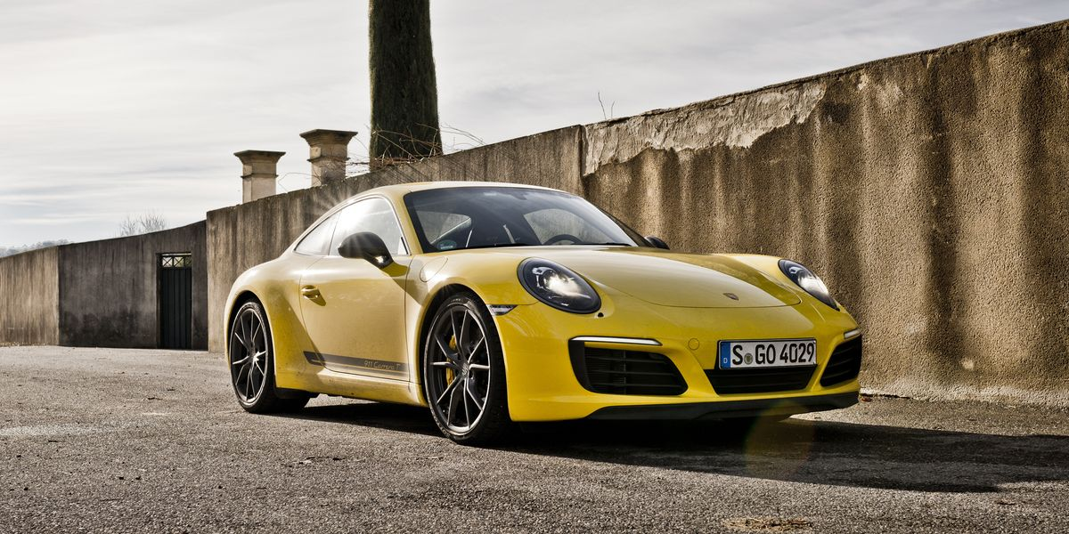 2018 Porsche 911 Carrera T First Drive | Review | Car and ...