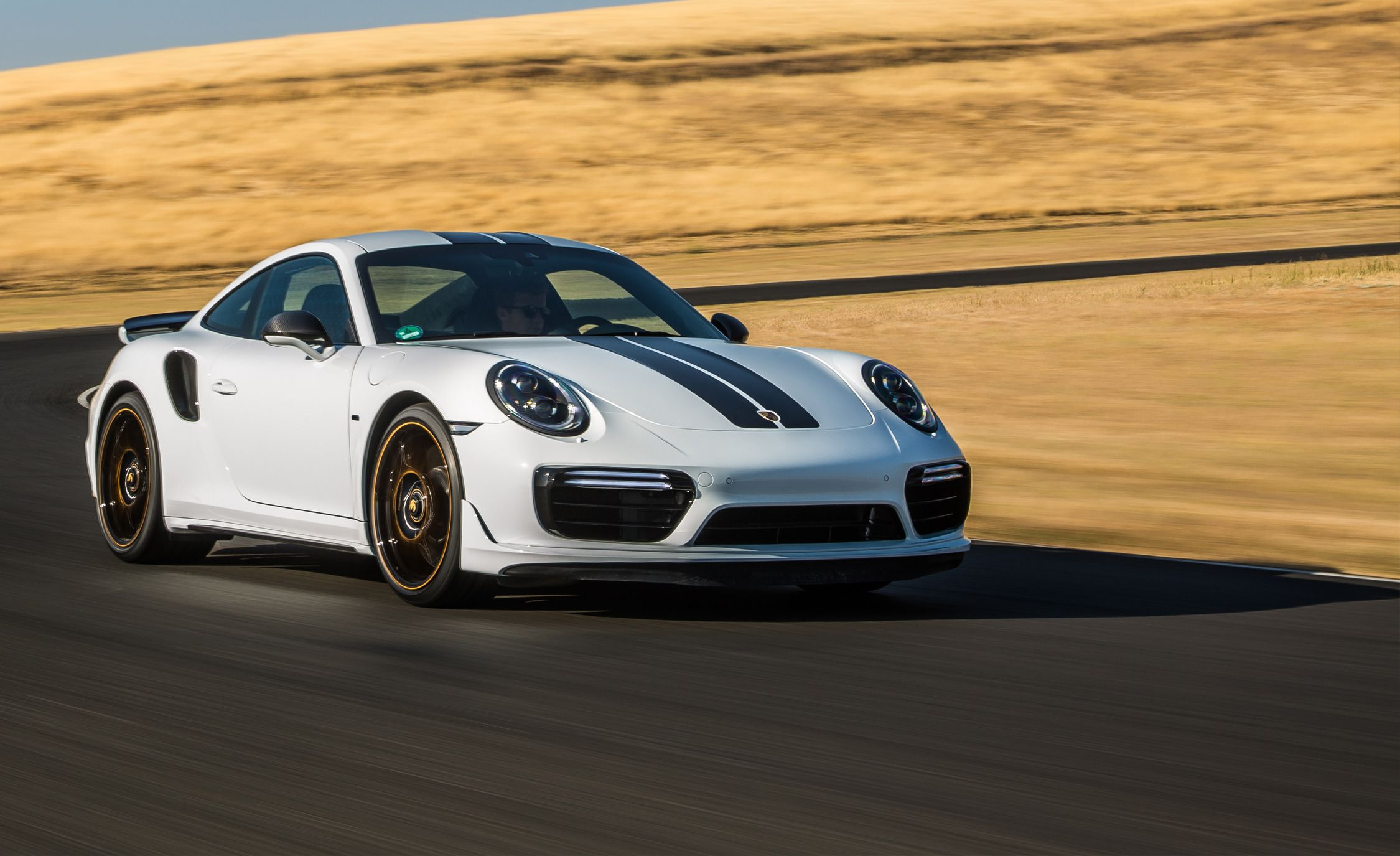 2018 Porsche 911 Turbo S Exclusive First Drive Review Car And Driver
