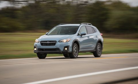 2018 Subaru Crosstrek Manual Test | Review | Car and Driver
