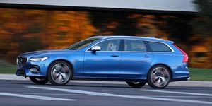 2020 Volvo V90 Review Pricing And Specs
