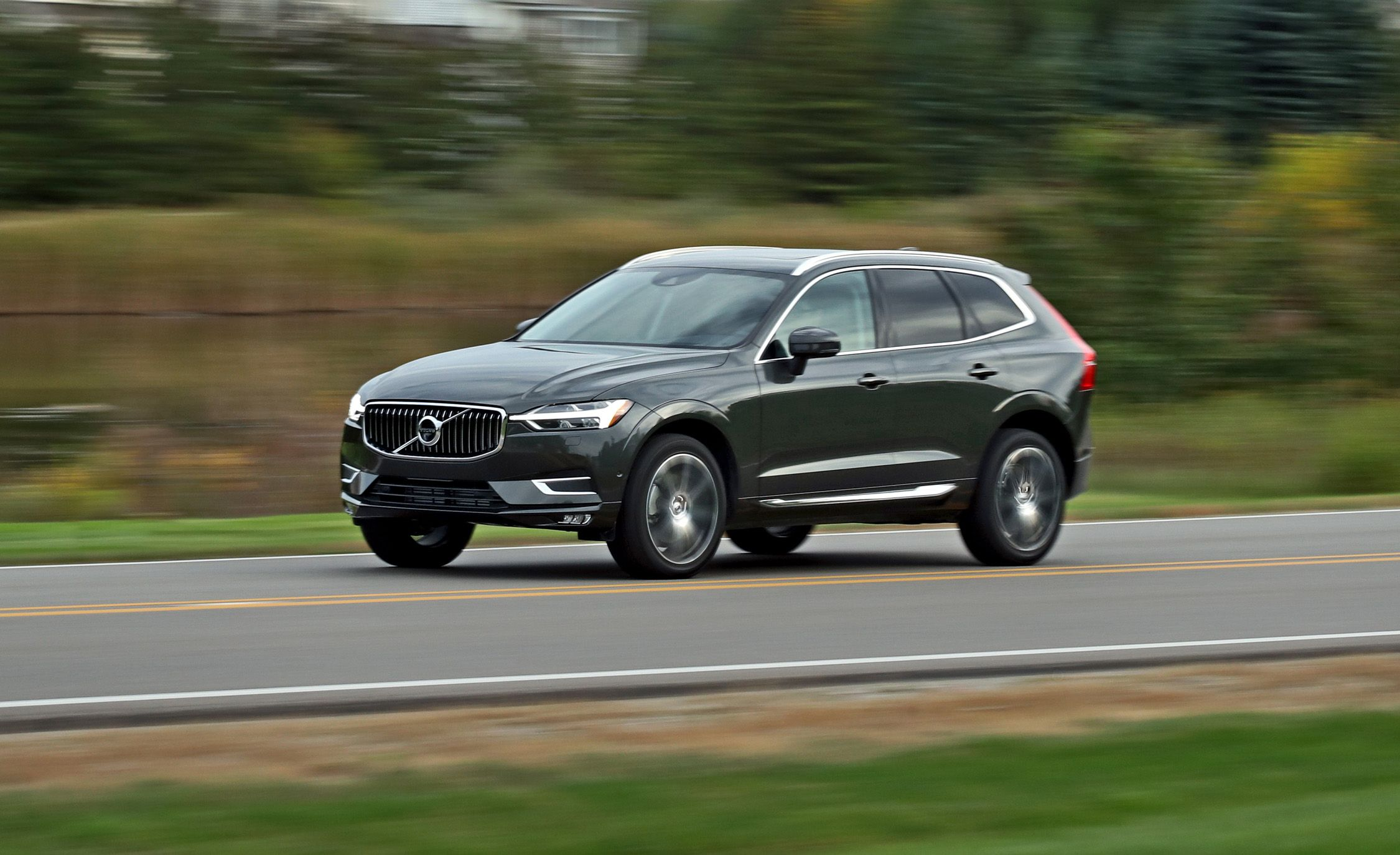 2018 Volvo XC60 T6 AWD Test | Review | Car and Driver | Volvo T6 Engine Breakdown |  | Car and Driver