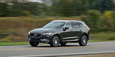 2018 Volvo Xc60 T6 Awd Test Review Car And Driver
