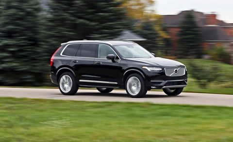 2018 Volvo XC90 | Review | Car and Driver
