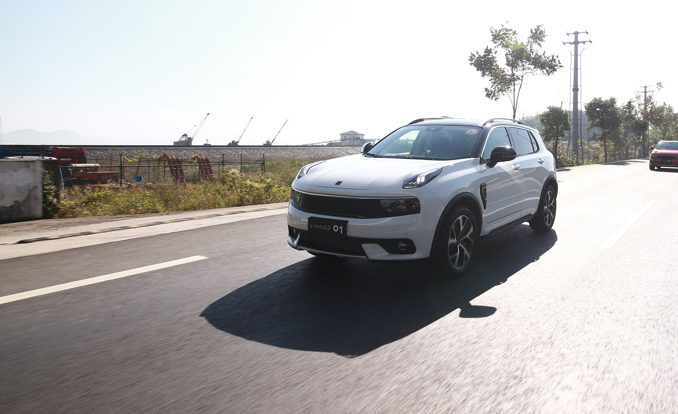 2020 Lynk Co 01 Driven It S A Volvo Based Chinese Cuv Review