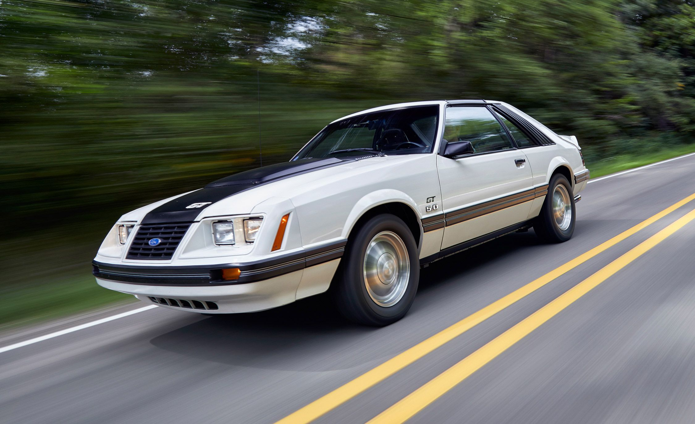 1983 Ford Mustang GT: We Drive an Original 10Best Cars