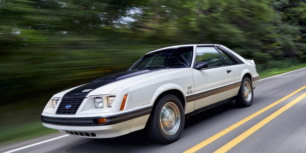 1983 ford mustang gt driving an original 10best cars winner 1983 ford mustang gt driving an