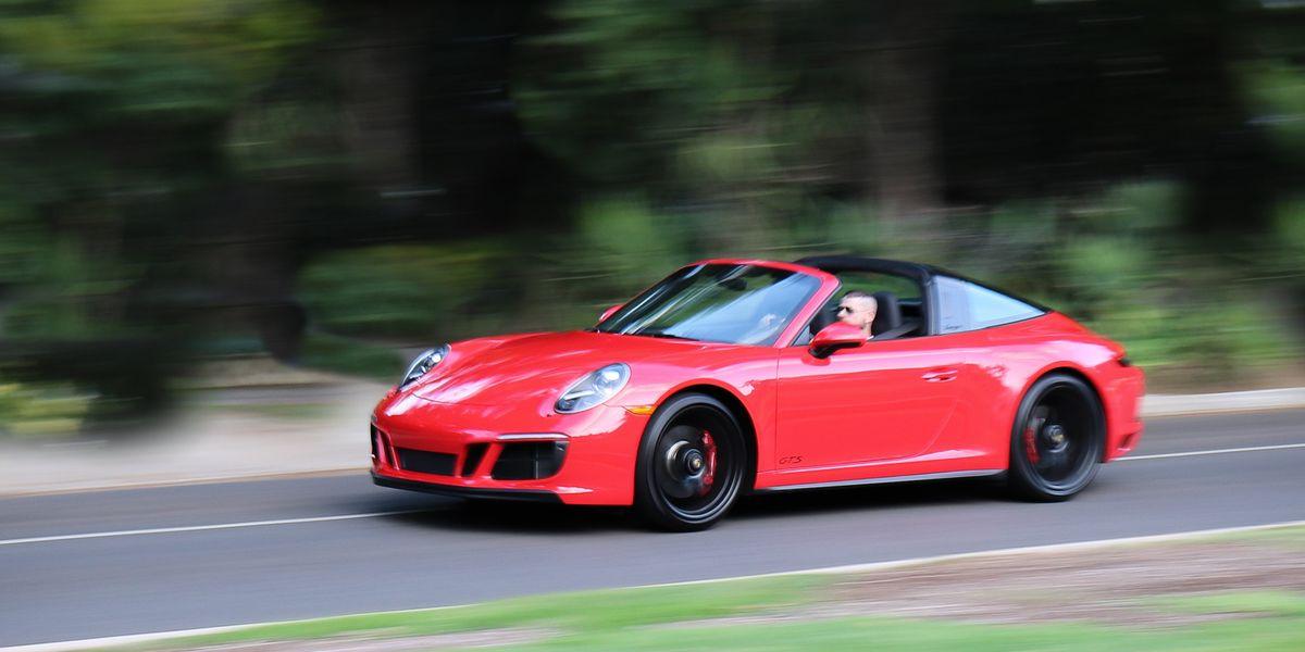 2017 Porsche 911 Targa 4 Gts Pdk Automatic Tested